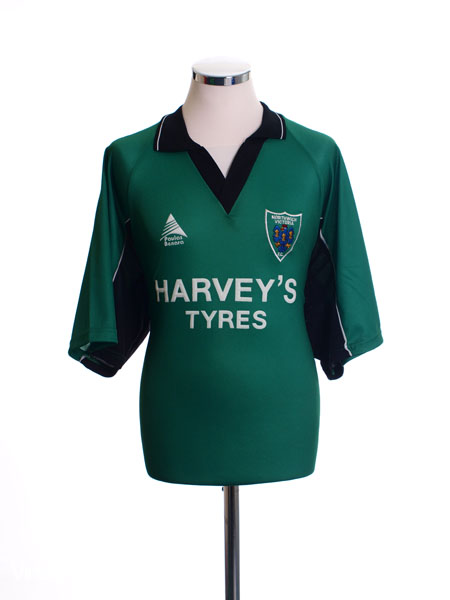 1999-00 Northwich Victoria Home Shirt *Mint* L