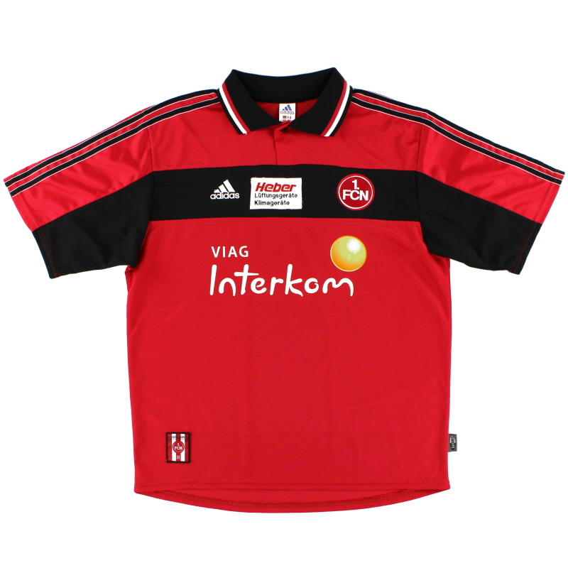 1999-00 Nurnberg Home Shirt L