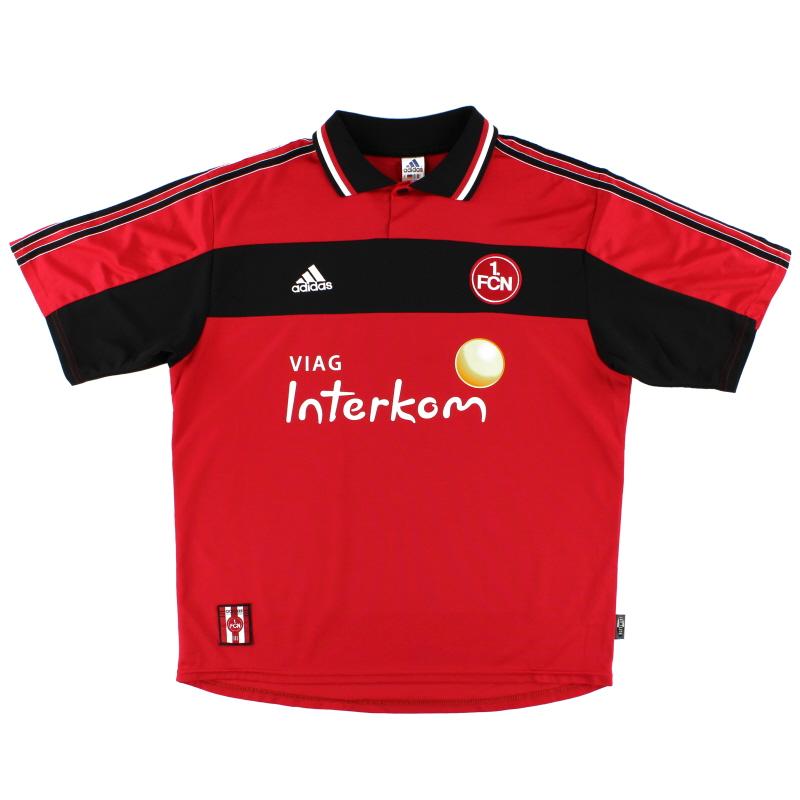 1999-00 Nurnberg Home Shirt Y