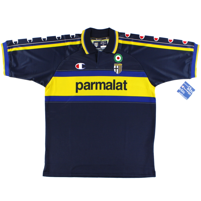 1999-00 Parma Away Shirt *BNIB* XL - 291403