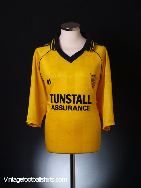 1999-00 Port Vale Away Shirt XXL