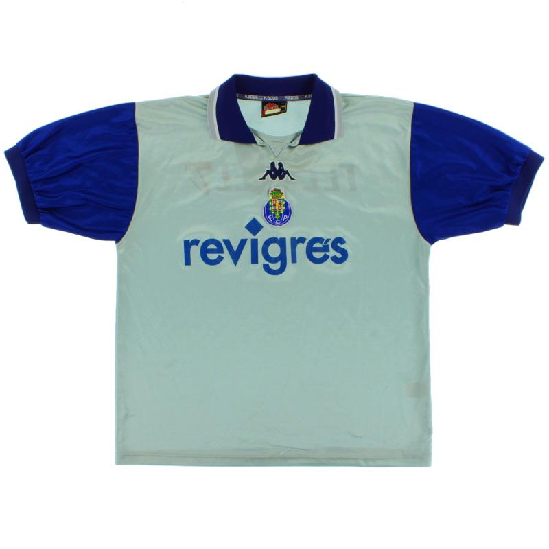 1999-00 Porto Away Shirt XL