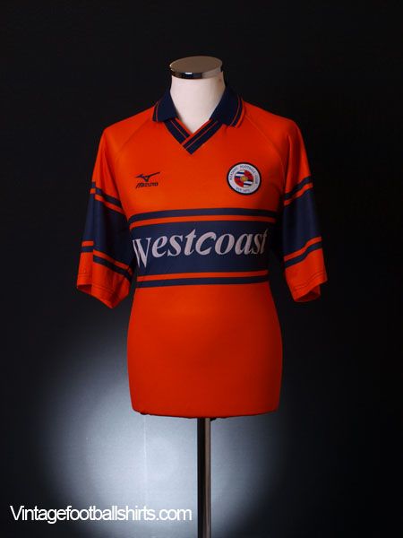 1999-00 Reading Away Shirt L