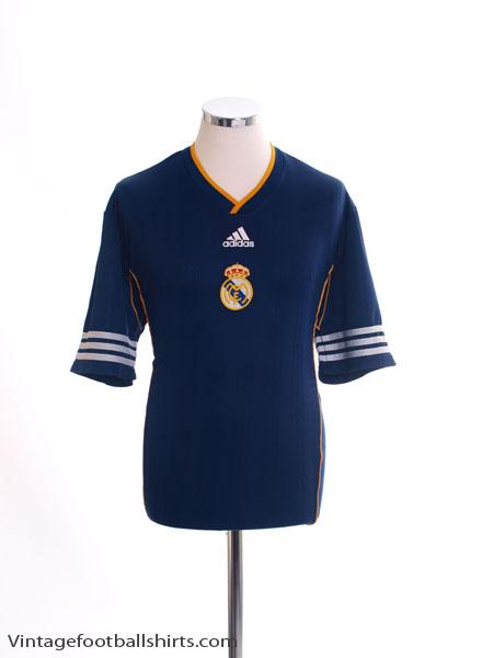 1999-00 Real Madrid Training Shirt M