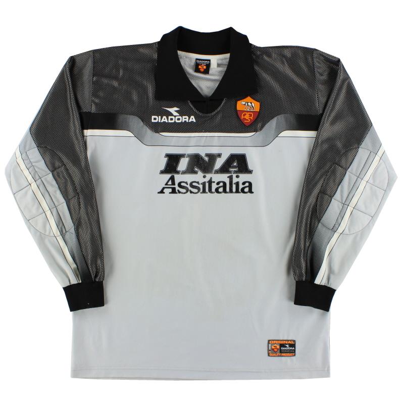 1999-00 Roma Goalkeeper Shirt XL