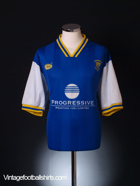 1999-00 Southend United Home Shirt L