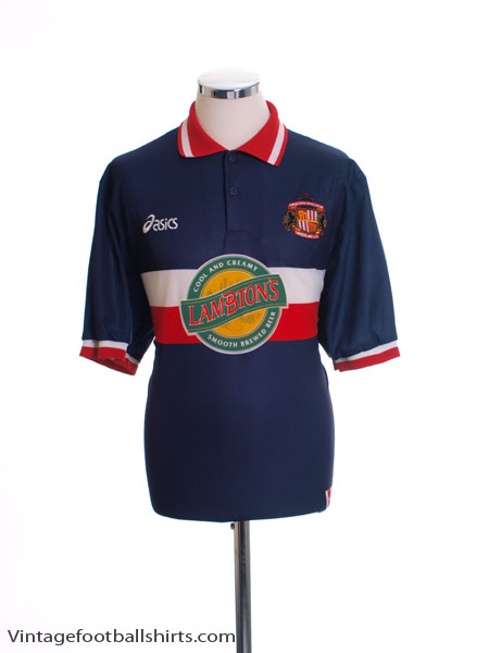 1998-99 Sunderland Away Shirt XXL