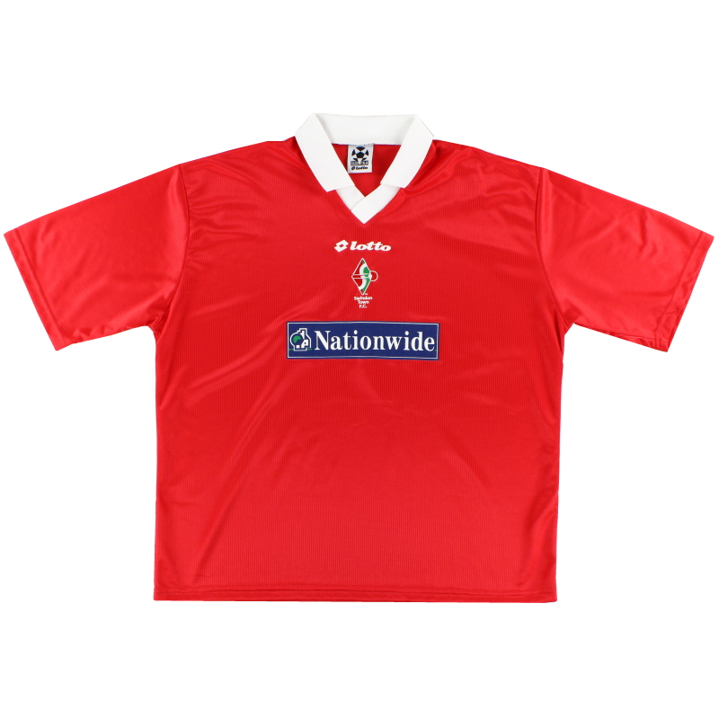 1999-00 Swindon Town Home Shirt XL