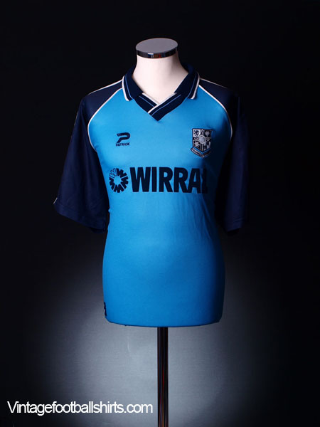 1999-00 Tranmere Rovers Away Shirt XL