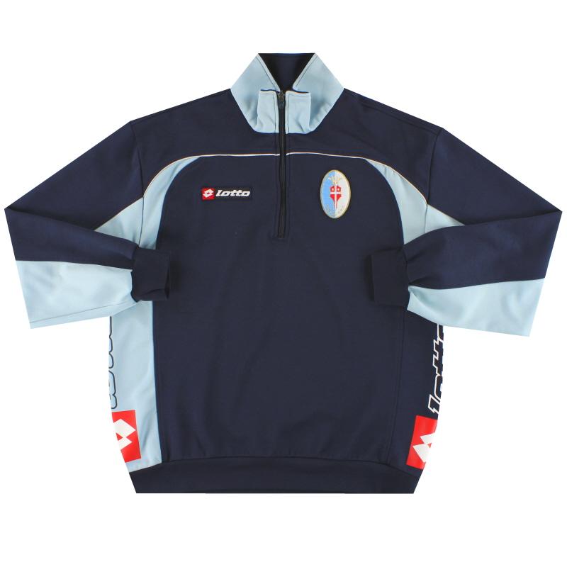 1999-00 Treviso Lotto Training Jacket XL