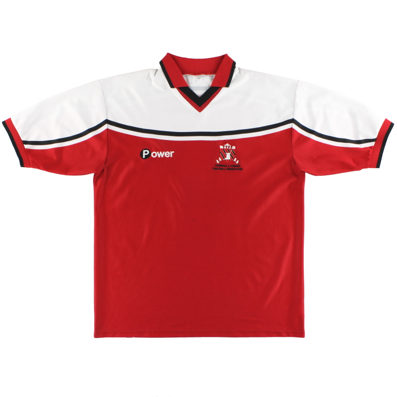 1999-00 Trinidad & Tobago Home Shirt XL