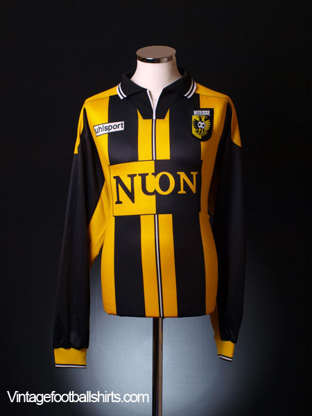 1999-00 Vitesse Home Shirt L/S XL