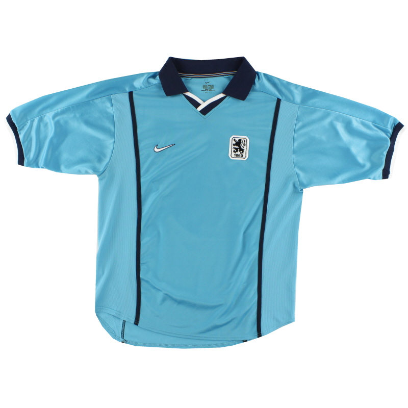 1999-01 1860 Munich Home Shirt M