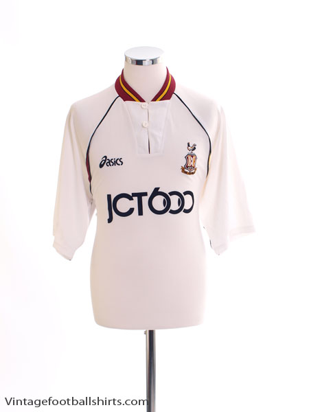 1999-01 Bradford City Away Shirt XXXL