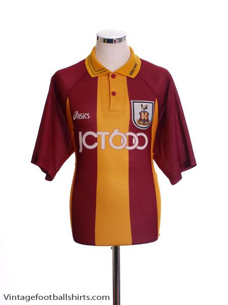 1999-01 Bradford Home Shirt S