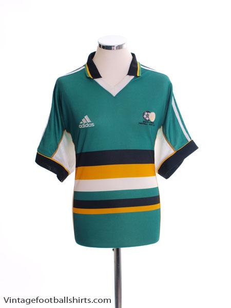 1999-01 South Africa Away Shirt L