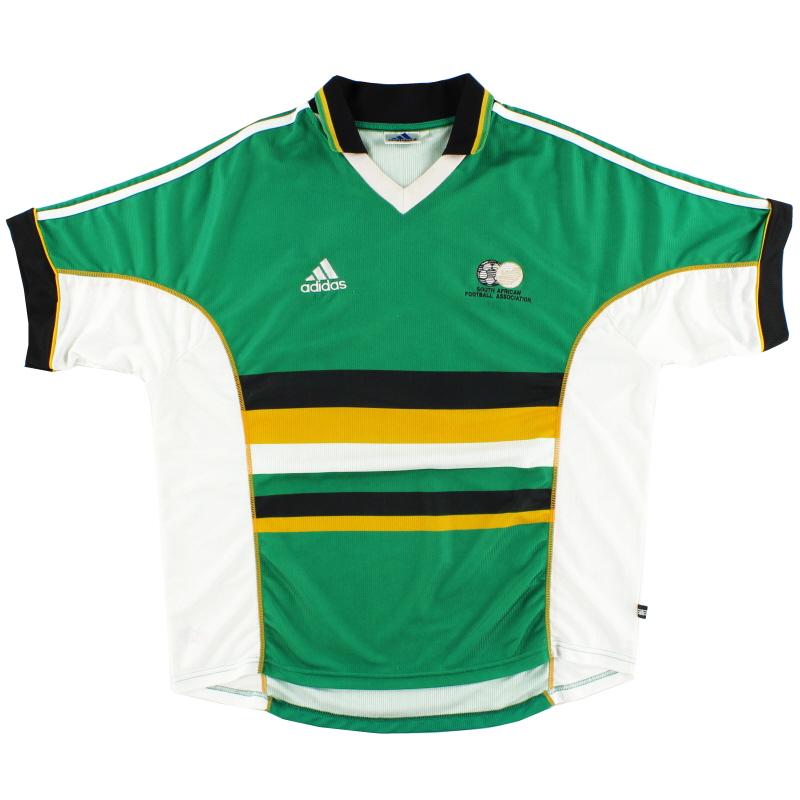 1999-01 South Africa Away Shirt XXL