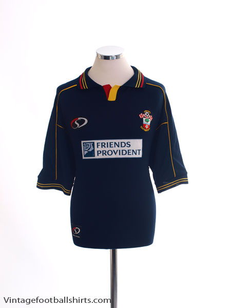 1999-01 Southampton Away Shirt *As New* L