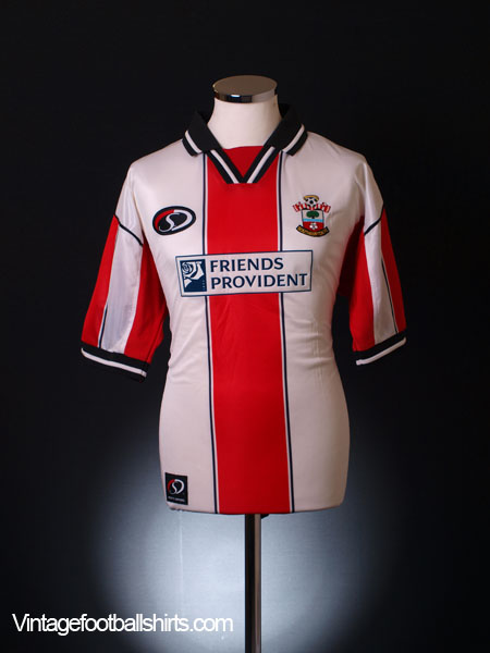 1999-01 Southampton Home Shirt XL