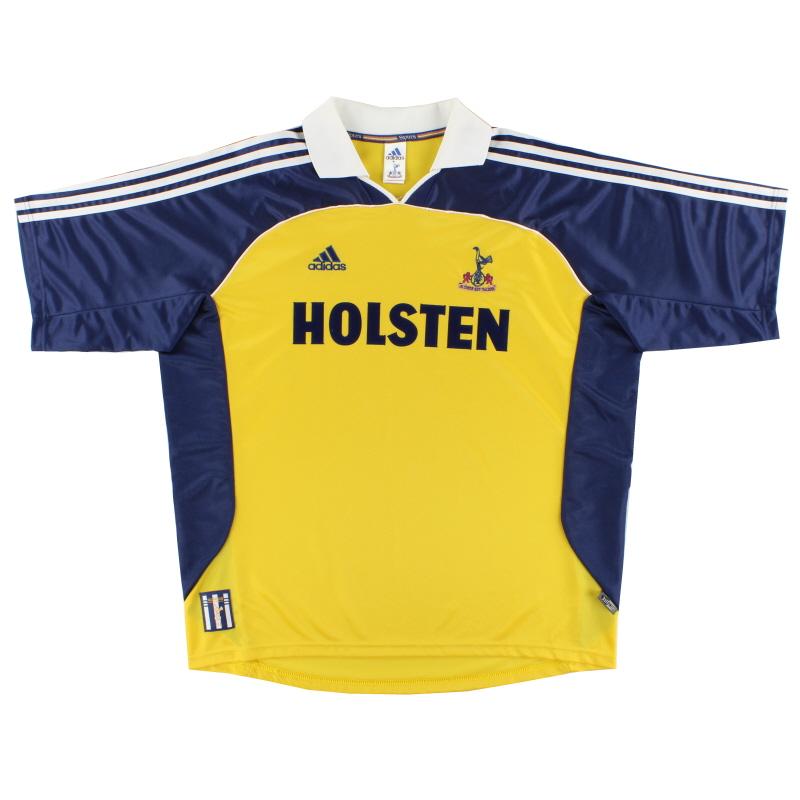 1999-01 Tottenham adidas Away Shirt L - 635516