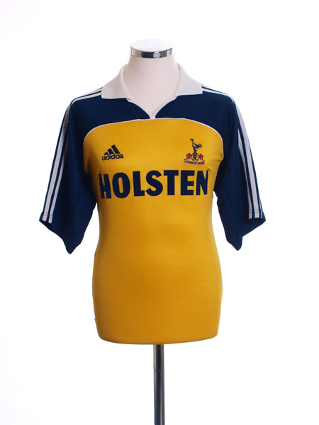 1999-01 Tottenham Away Shirt L