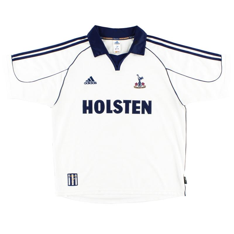 1999-01 Tottenham Home Shirt L