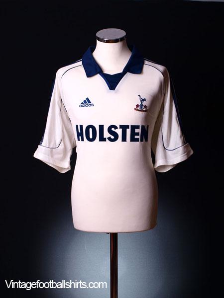 1999-01 Tottenham Home Shirt S
