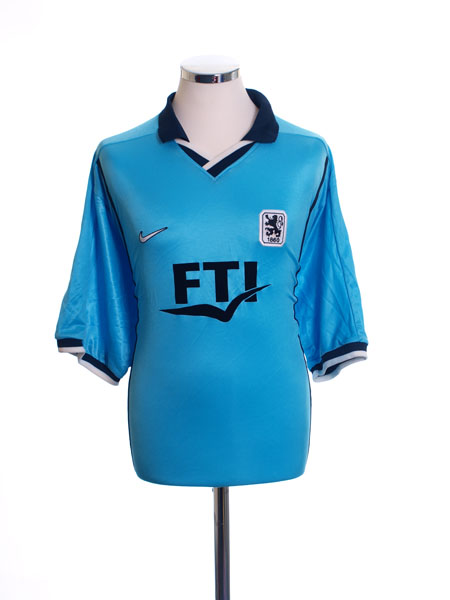 2000-01 1860 Munich Home Shirt L