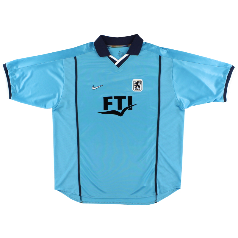 2000-01 1860 Munich Nike Home Shirt L