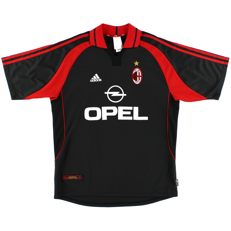 2000-01 AC Milan Third Shirt L