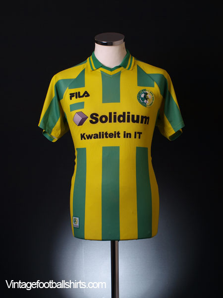 2000-01 ADO Den Haag Home Shirt XXL.Boys