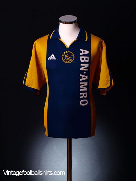 7f687f190 2000-01 Ajax Centenary Away Shirt M for sale