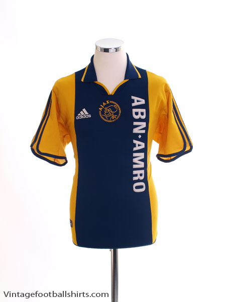 2000-01 Ajax Centenary Away Shirt XL - 693641