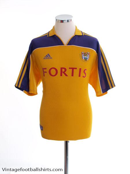 2000-01 Anderlecht Away Shirt M