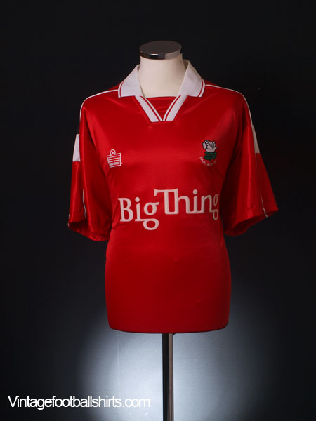 2000-01 Barnsley Home Shirt *BNWT* L