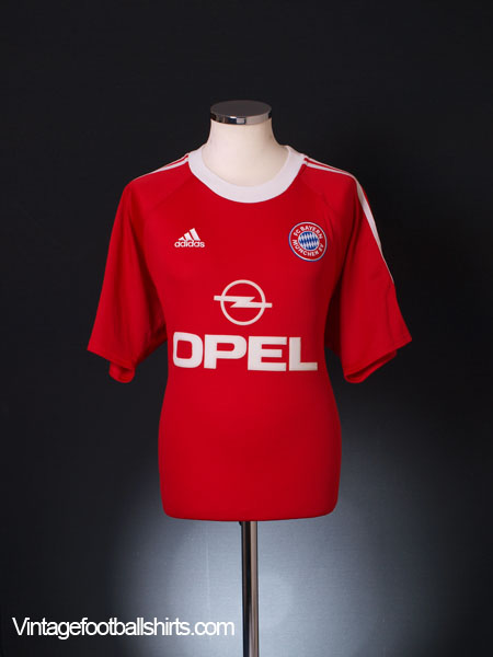 2000-01 Bayern Munich Champions League Shirt *BNWT* L