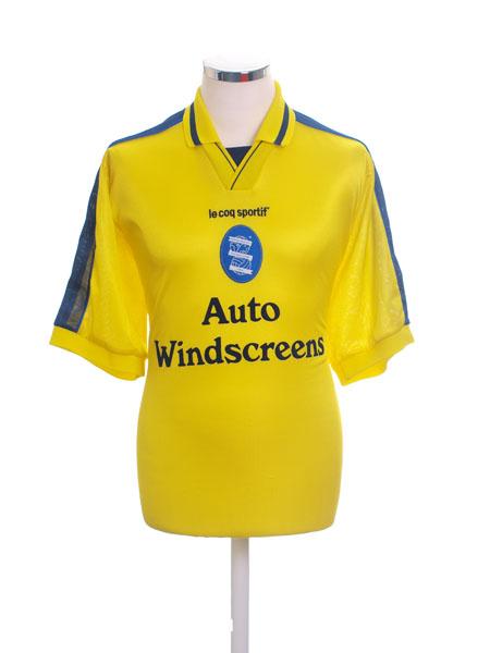 2000-01 Birmingham Away Shirt M