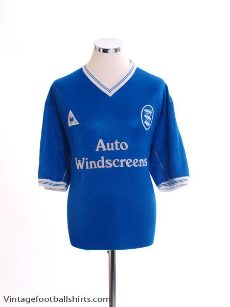 2000-01 Birmingham Home Shirt  XXL