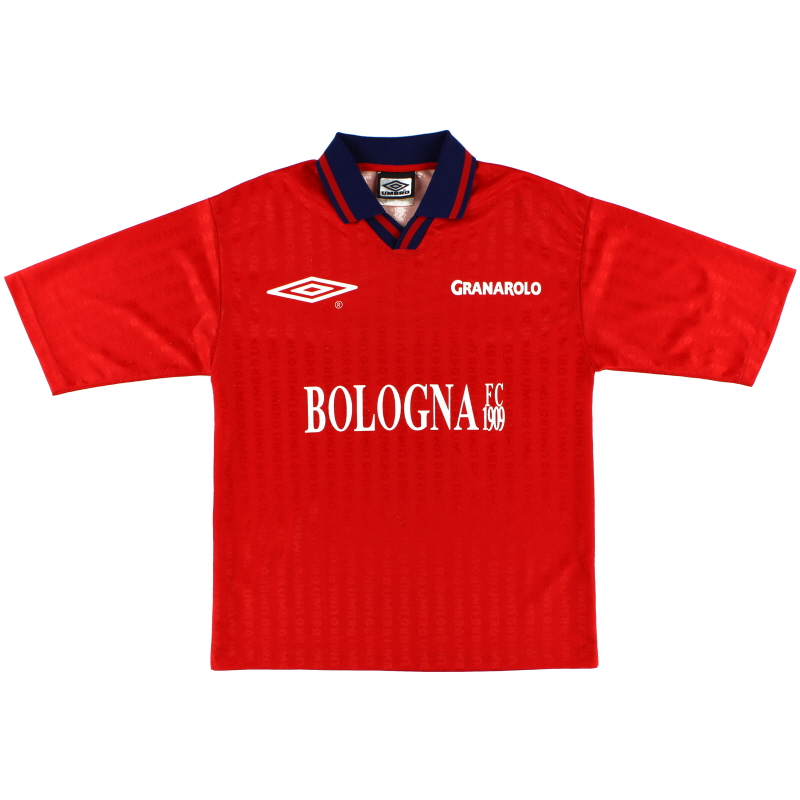 2000-01 Bologna Training Shirt M