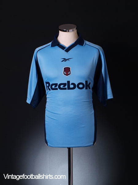 2000-01 Bolton Away Shirt M