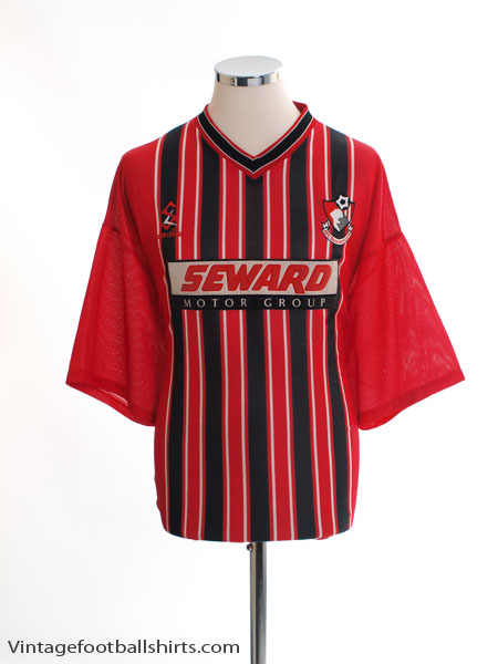 2000-01 Bournemouth Home Shirt XL