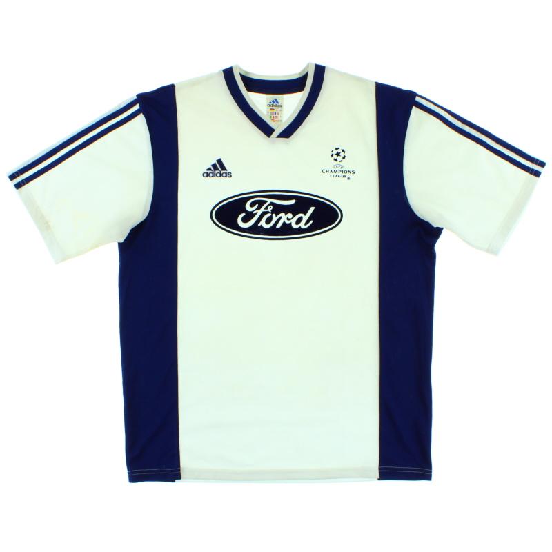 2000-01 Champions League T-Shirt L