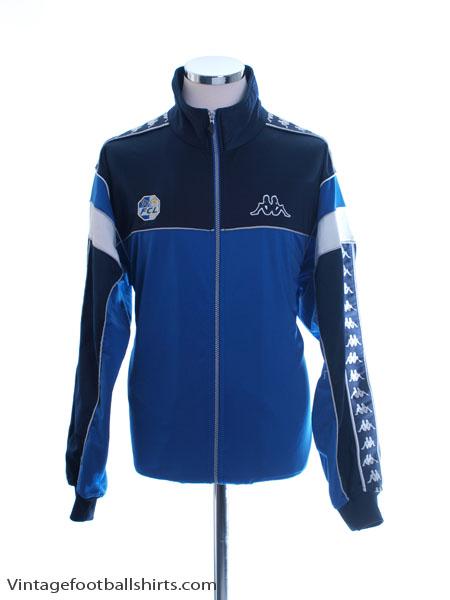 2000-01 FC Luzern Kappa Track Jacket L