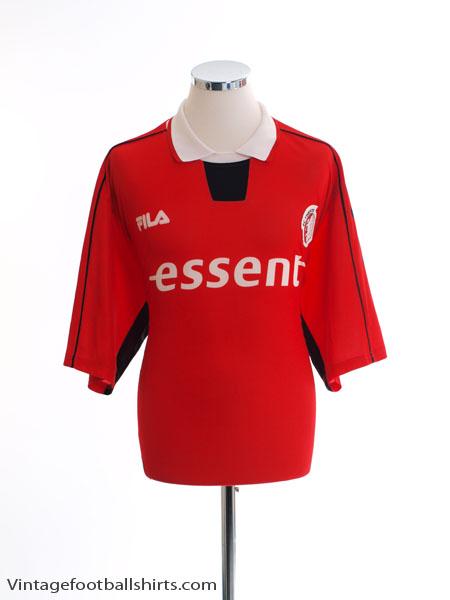 2000-01 FC Twente Home Shirt XL