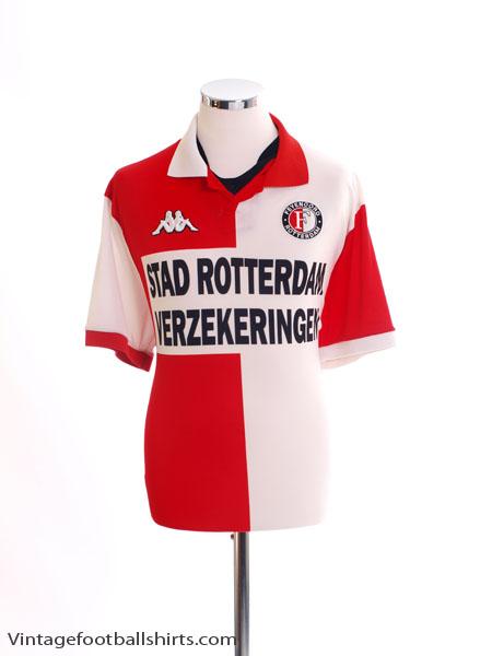 2000-01 Feyenoord Home Shirt XXXL