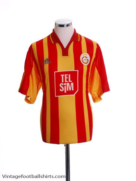 2000-01 Galatasaray Home Shirt *BNIB* S