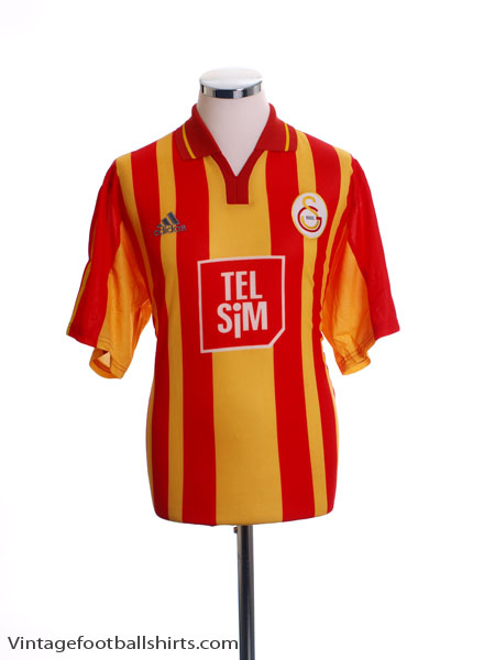 2000-01 Galatasaray Home Shirt *BNIB* XL