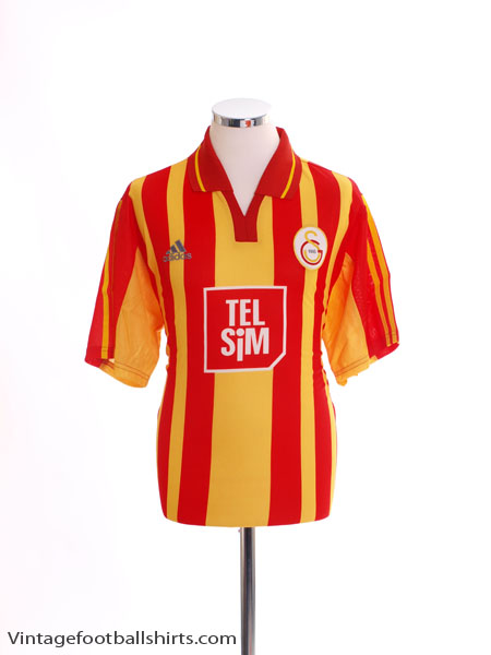 2000-01 Galatasaray Home Shirt *BNWT* S