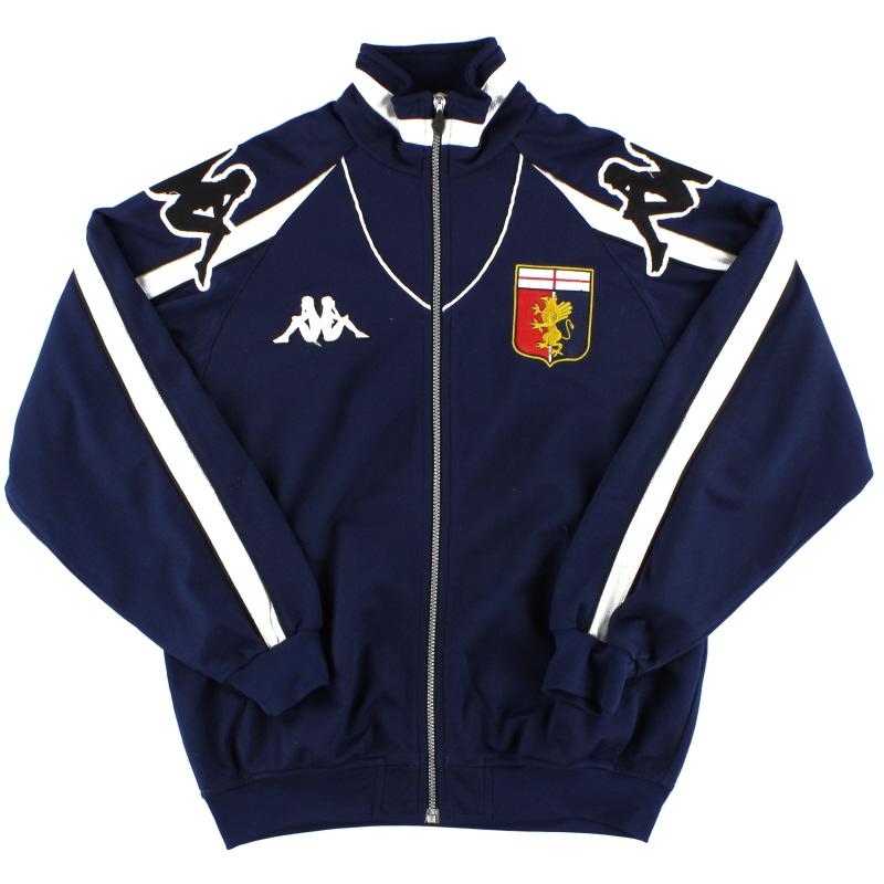 2000-01 Genoa Track Jacket M