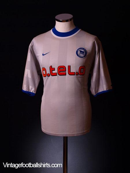 2000-01 Hertha Berlin Away Shirt M